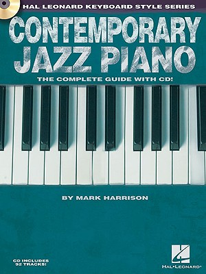 Contemporary Jazz Piano By Harrison, Mark